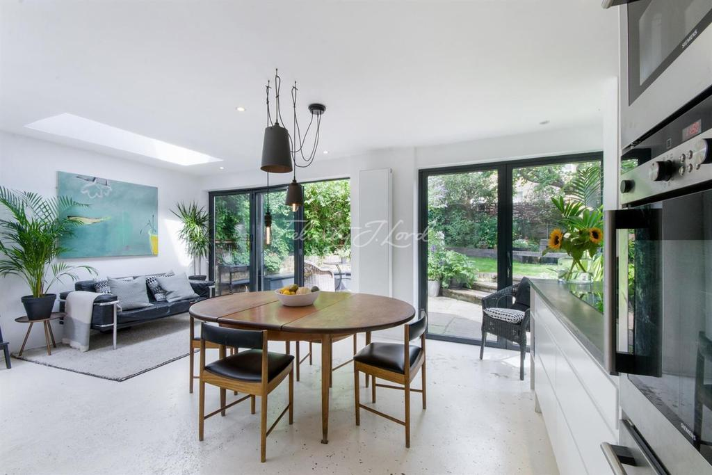 4 Bedrooms End Of Terrace House for sale in Ufton Grove, Islington, N1