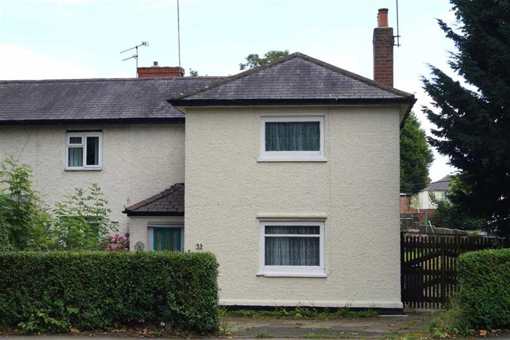 3 Bedrooms Terraced House for sale in Bradmore Road, Bradmore, Wolverhampton