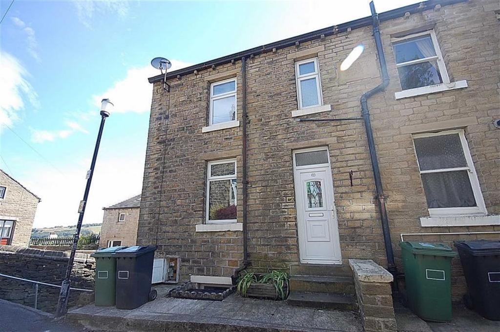 2 Bedrooms Terraced House for sale in Handel Street, Golcar, Huddersfield, HD7