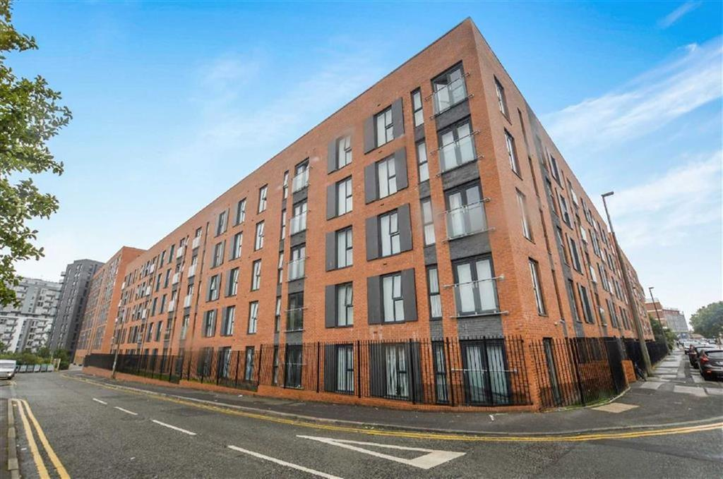 2 Bedrooms Apartment Flat for sale in Delaney Building, Salford, Greater Manchester, M5
