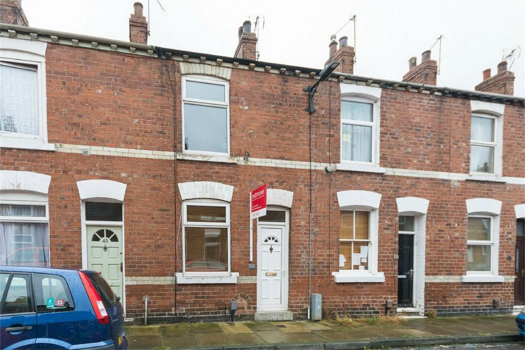 2 Bedrooms Terraced House for sale in Rosebery Street, YORK