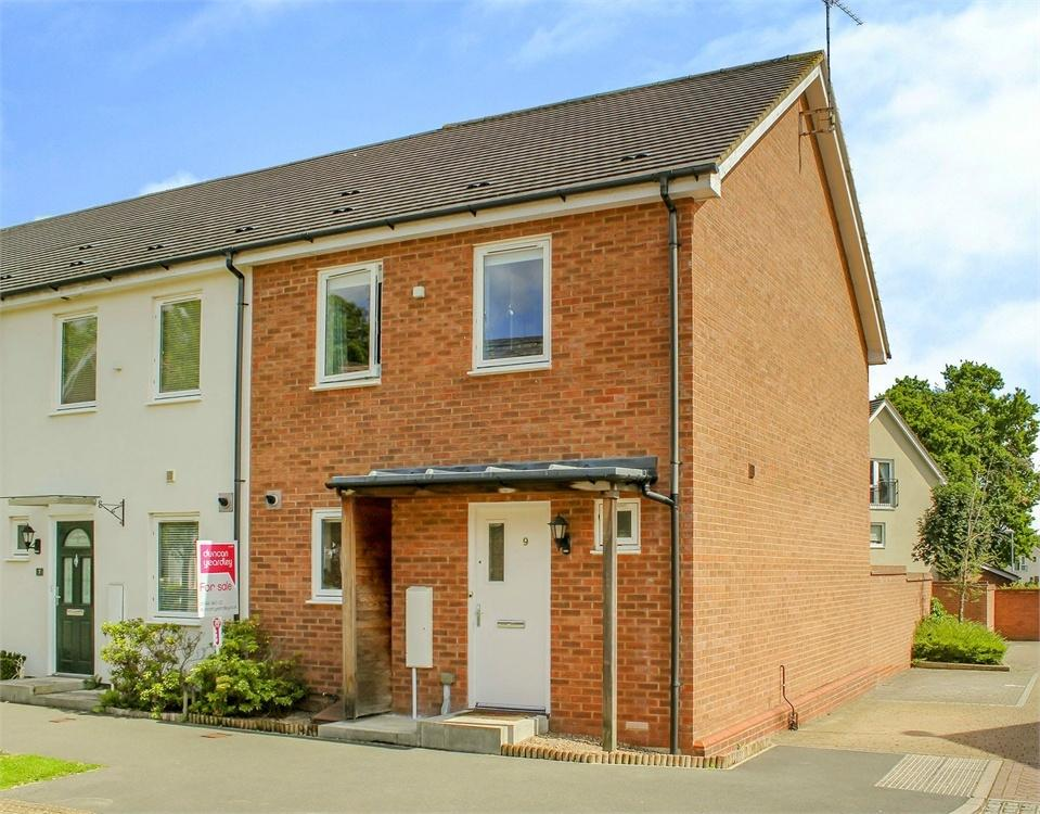 3 Bedrooms End Of Terrace House for sale in Beverley Road, Bracknell, Berkshire