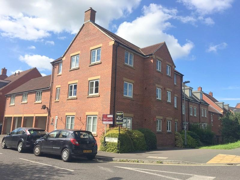 2 Bedrooms Flat for sale in Somerset Way, Highbridge