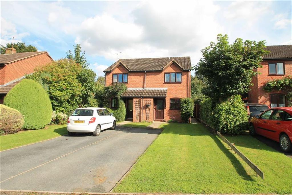 2 Bedrooms Semi Detached House for sale in Mortimer Drive, Orleton, Nr Ludlow