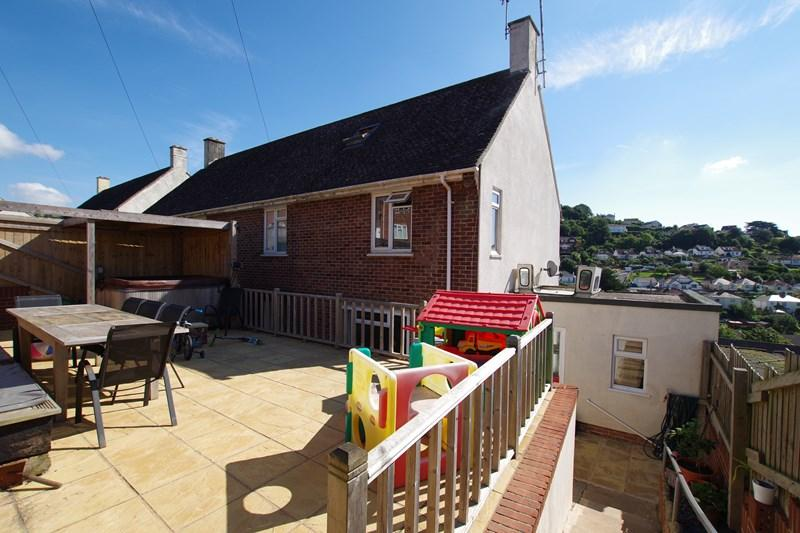 4 Bedrooms Semi Detached House for sale in Coleman Avenue, Teignmouth
