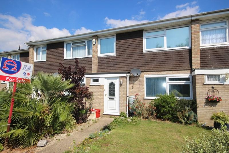 3 Bedrooms Terraced House for sale in Harman Walk, Clacton-On-Sea
