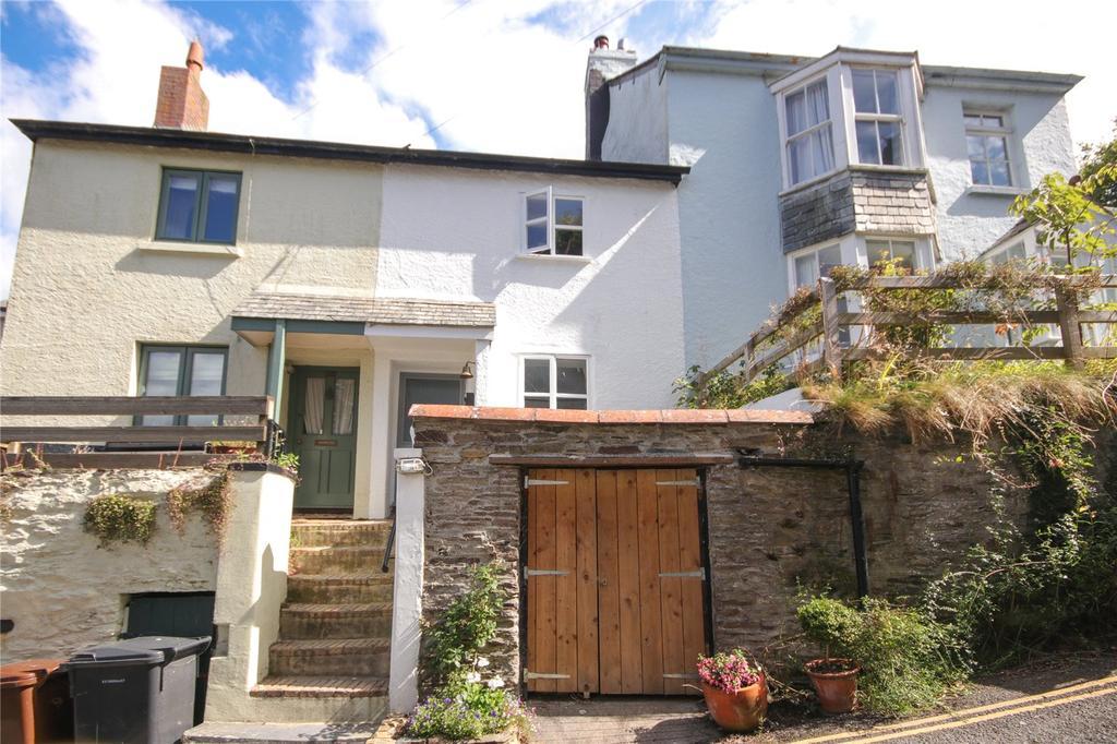 2 Bedrooms Terraced House for sale in Rock Hill, Aveton Gifford, Kingsbridge, TQ7
