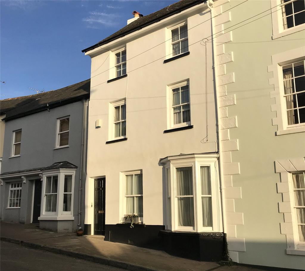 4 Bedrooms Terraced House for sale in Brownston Street, Modbury, Ivybridge, PL21