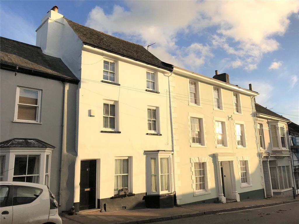 4 Bedrooms Terraced House for sale in Brownston Street, Modbury, Ivybridge, PL21