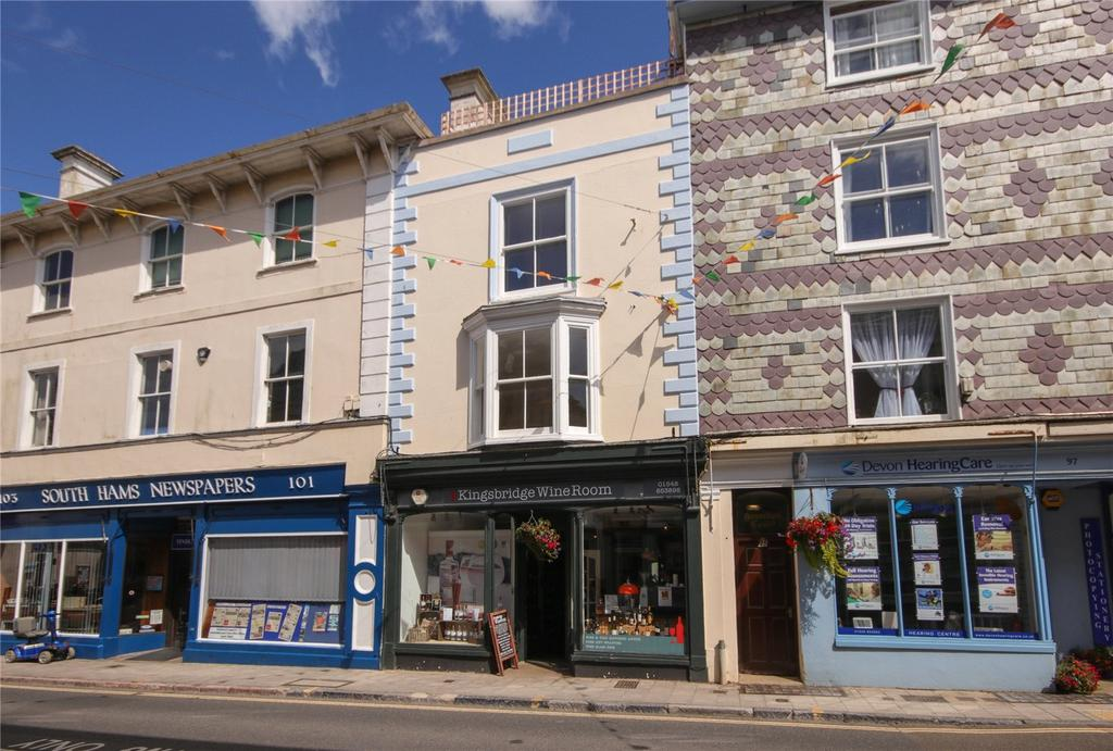 1 Bedroom Apartment Flat for sale in Fore Street, Kingsbridge, Devon, TQ7
