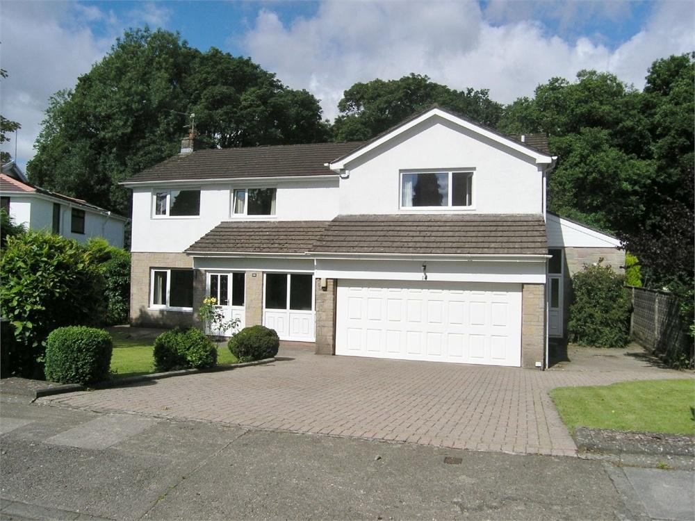 5 Bedrooms Detached House for sale in Millwood, Lisvane, Cardiff