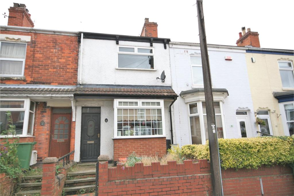 2 Bedrooms Terraced House for sale in Giles Street, Cleethorpes, DN35