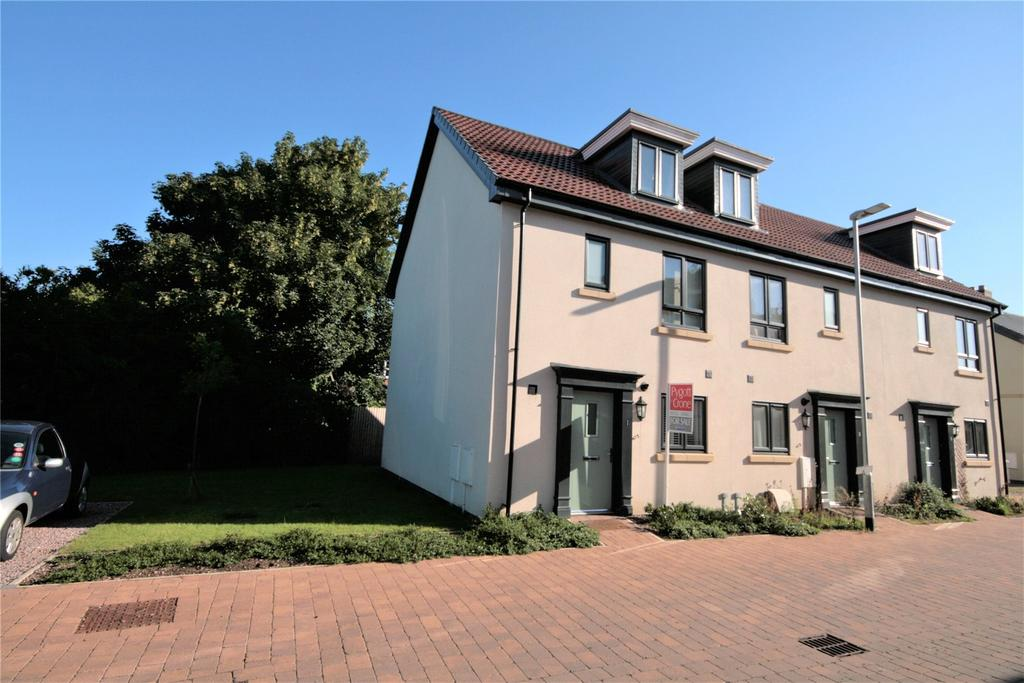 3 Bedrooms End Of Terrace House for sale in Canal Court, Saxilby, LN1