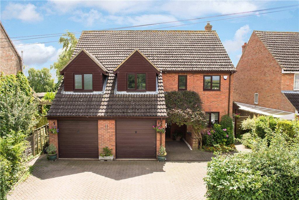 5 Bedrooms Detached House for sale in Wood End Road, Kempston Rural, Bedford, Bedfordshire