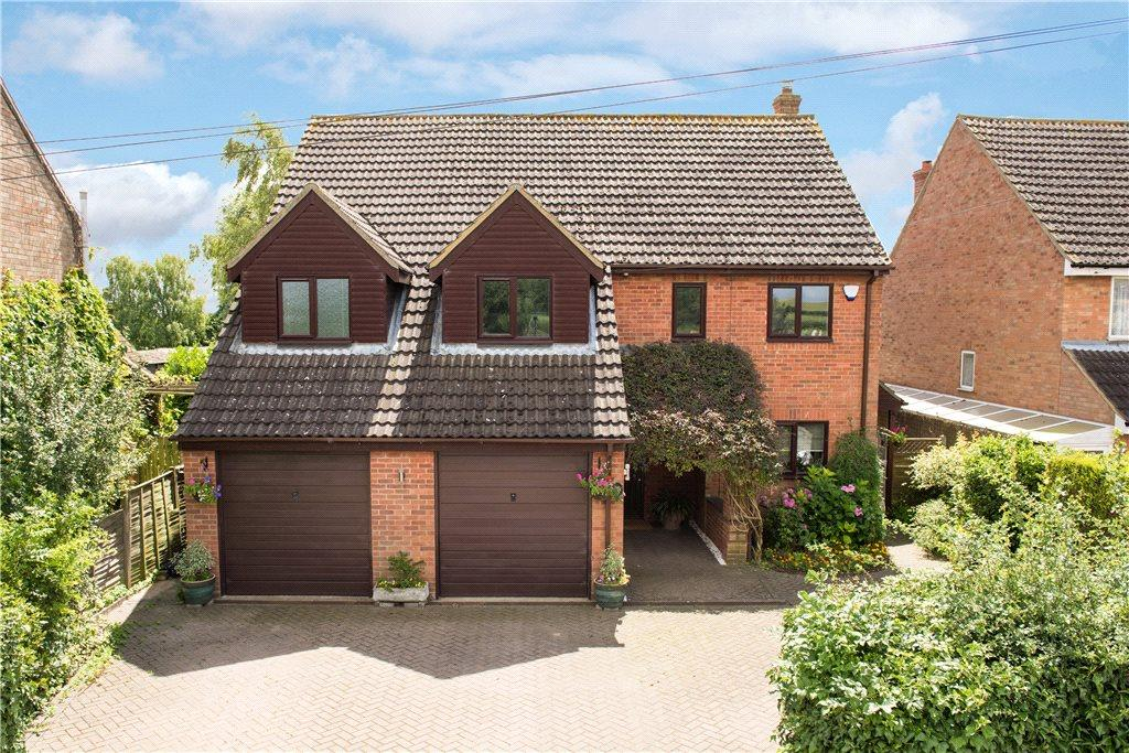 5 Bedrooms Detached House for sale in Wood End Road, Kempston Rural, Bedford, Bedfordshire