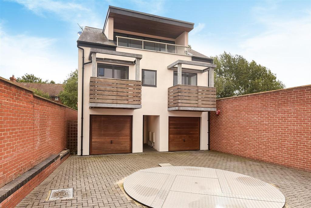 2 Bedrooms Semi Detached House for sale in Ock Street, Abingdon