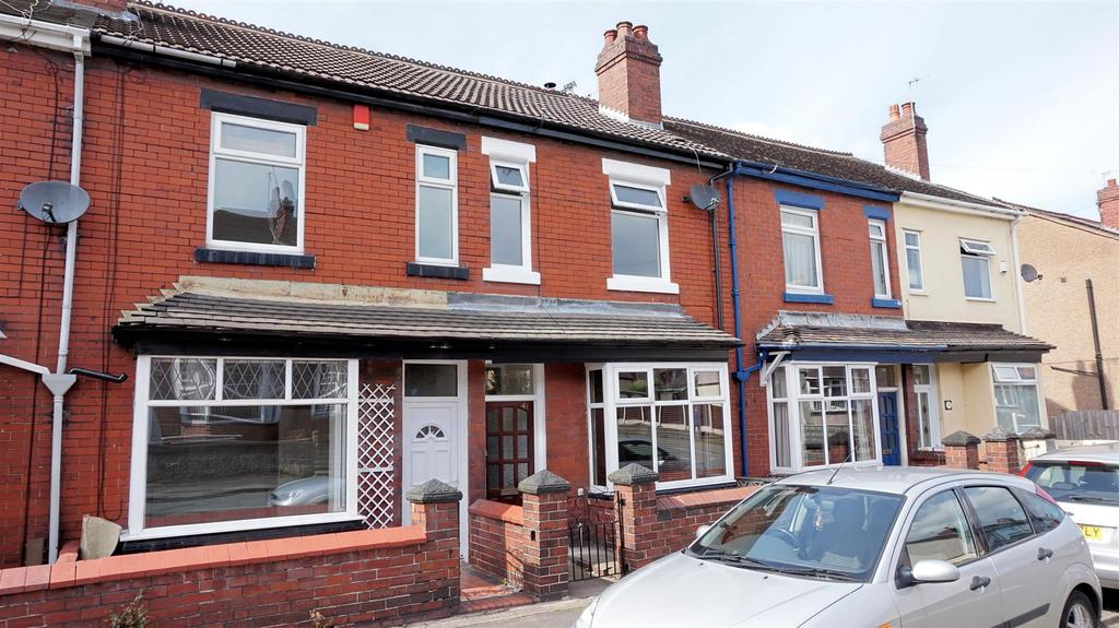 2 Bedrooms Town House for sale in Boulton Street, Wolstanton, Newcastle, Staffs