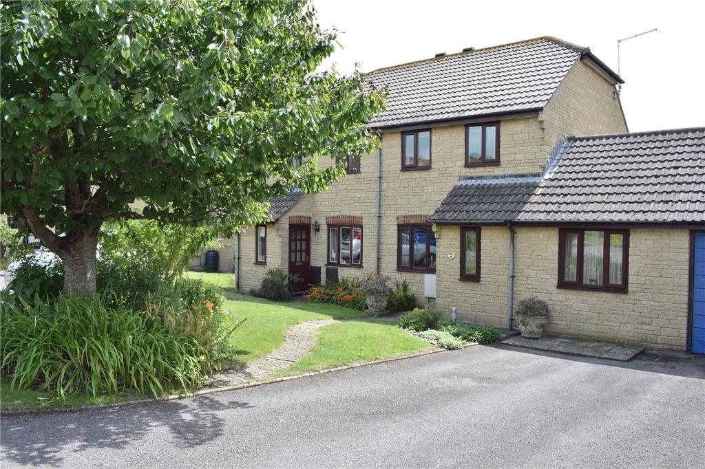 3 Bedrooms Semi Detached House for sale in North Hill Close, Burton Bradstock, Bridport, Dorset