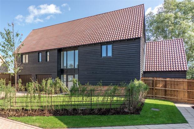 5 Bedrooms Detached House for sale in Gills Hill, Bourn, Cambridgeshire