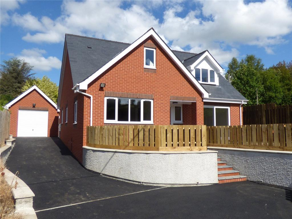 4 Bedrooms Detached House for sale in Irfon Bridge Road, Builth Wells, Powys
