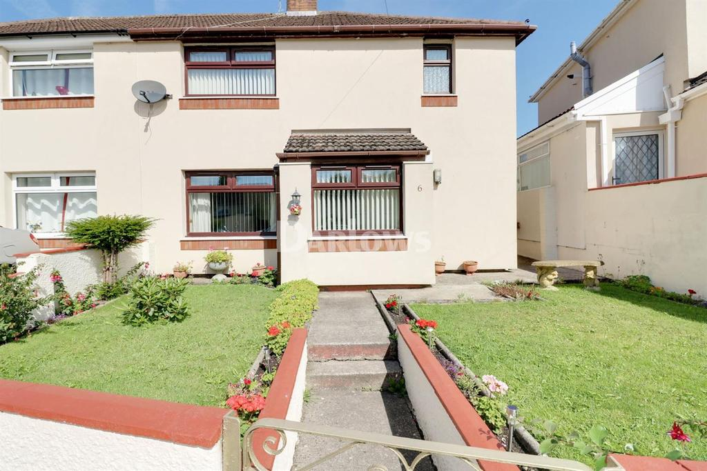 3 Bedrooms Semi Detached House for sale in Caerphilly