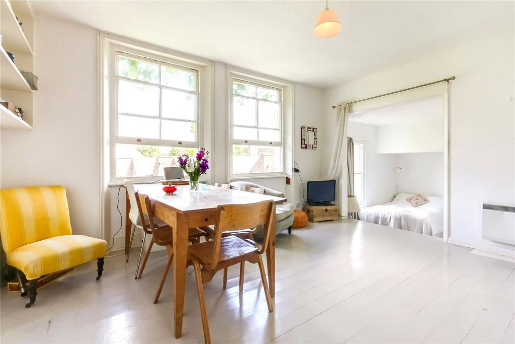1 Bedroom Flat for sale in St. Quintin Avenue, London, W10
