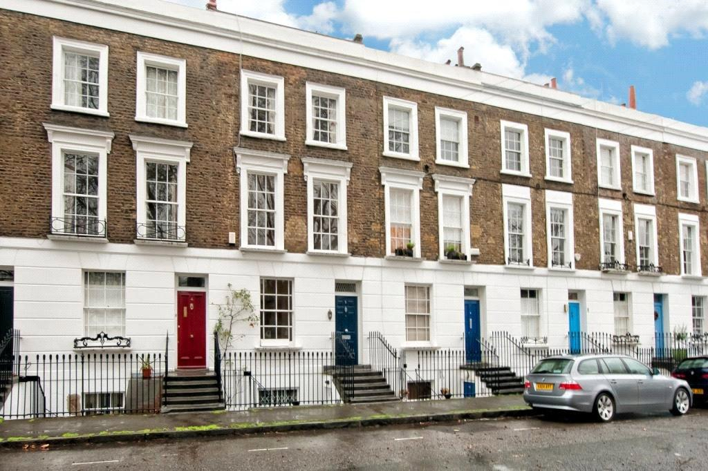 4 Bedrooms Terraced House for sale in Arlington Square, Islington, N1