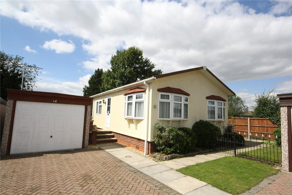 2 Bedrooms Retirement Property for sale in Priory Park, Priory Road, Ruskington, Sleaford, NG34