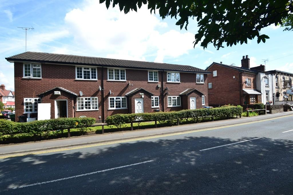 2 Bedrooms Ground Flat for sale in Abbey Court, Hall Street, Offerton, Stockport SK1 4HE