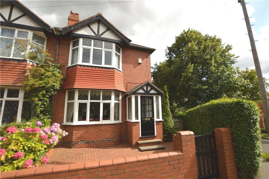 2 Bedrooms Semi Detached House for sale in Sandybank Avenue, Rothwell, Leeds, West Yorkshire