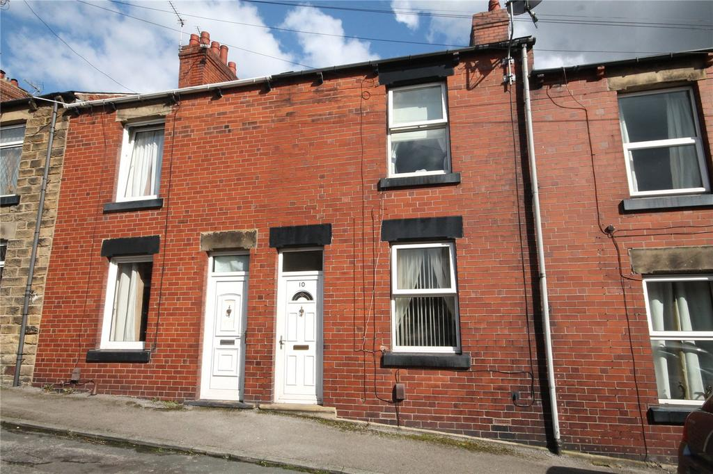 2 Bedrooms Terraced House for sale in Church Street, Mapplewell, Barnsley, S75