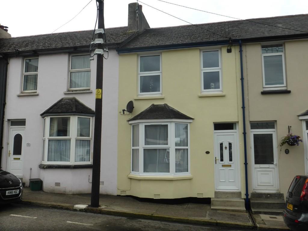 3 Bedrooms Terraced House for sale in Okehampton, Devon