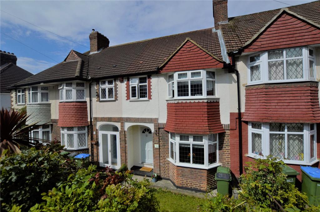 3 Bedrooms Terraced House for sale in Castlewood Drive, Eltham, London, SE9