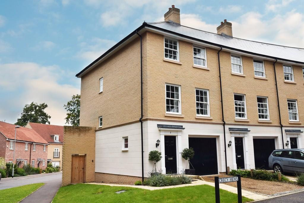 4 Bedrooms Town House for sale in Crecy Mews, Thetford