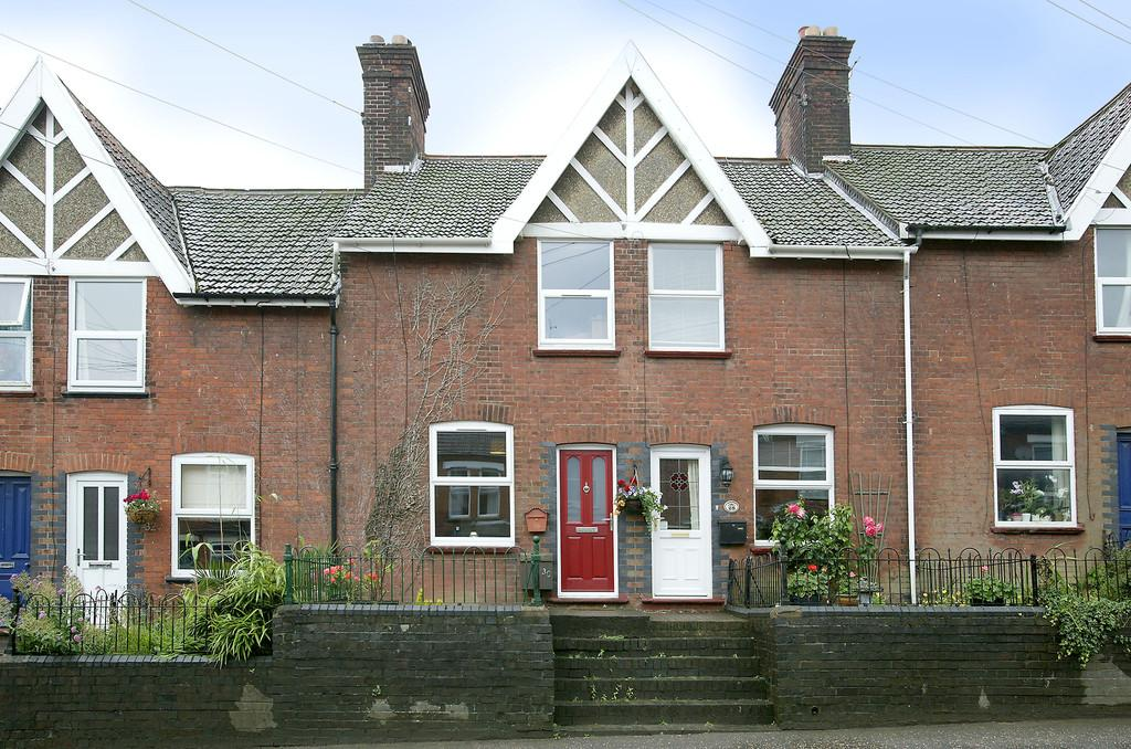 2 Bedrooms Terraced House for sale in Briston Road, Melton Constable