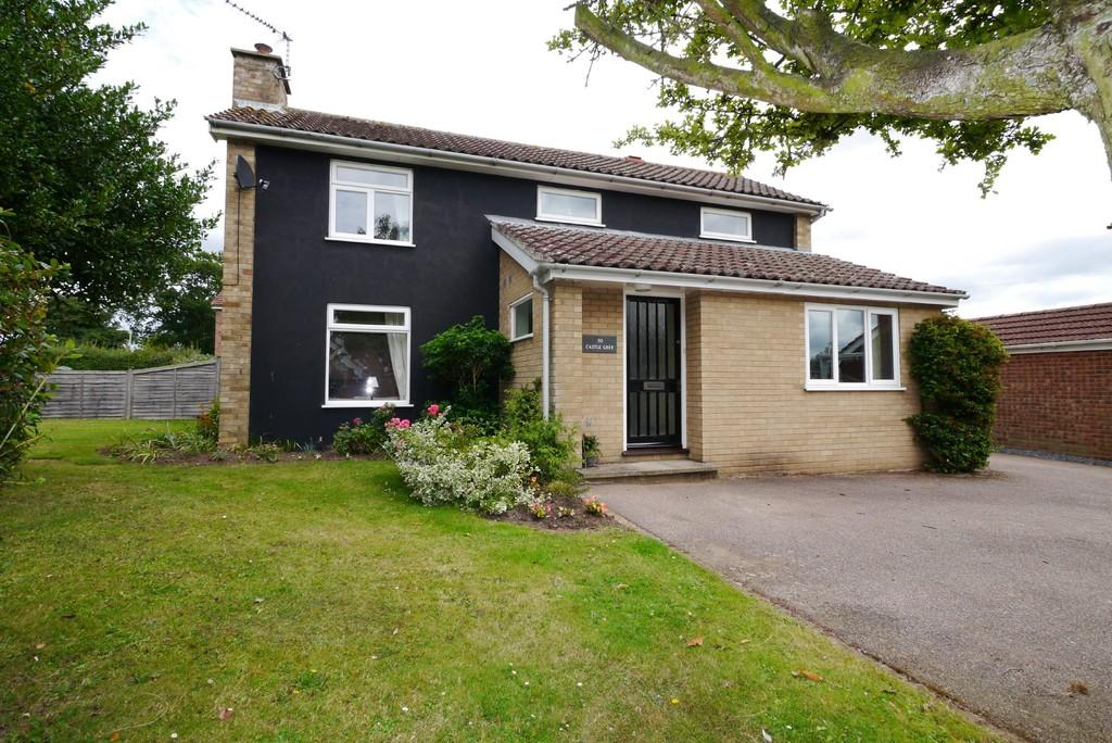 3 Bedrooms Link Detached House for sale in Rectory Road, Carlton Colville, Lowestoft