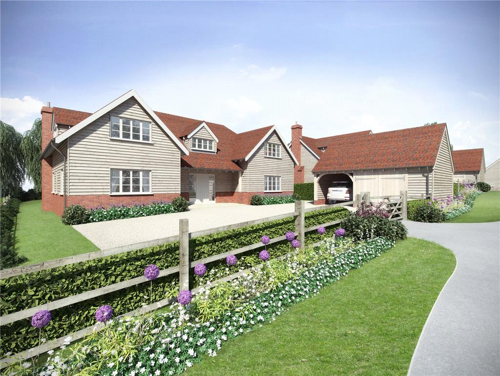 4 Bedrooms Detached House for sale in Cotton Spring View, Flamstead, Hertfordshire