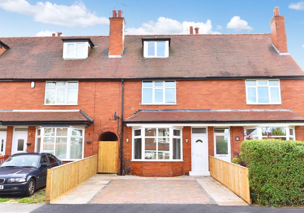 3 Bedrooms Terraced House for sale in Swarcliffe Road, Harrogate