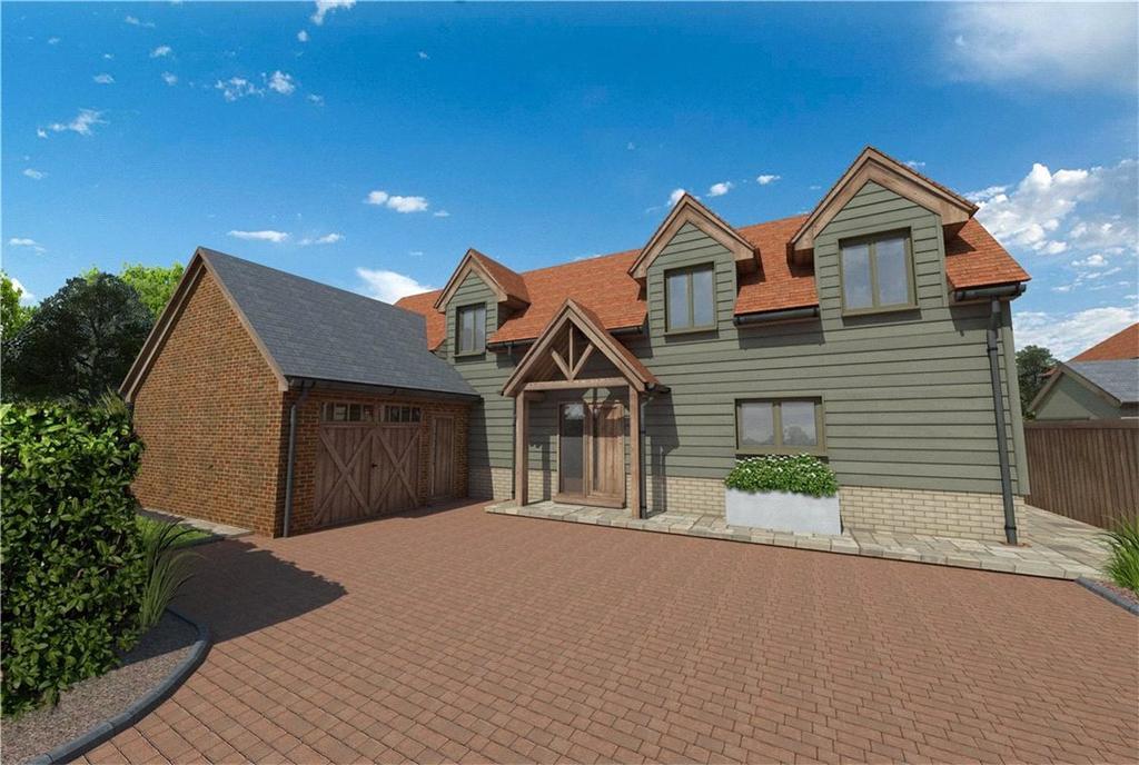3 Bedrooms Detached House for sale in Drayton Park, Park Street, Dry Drayton, Cambridgeshire, CB23