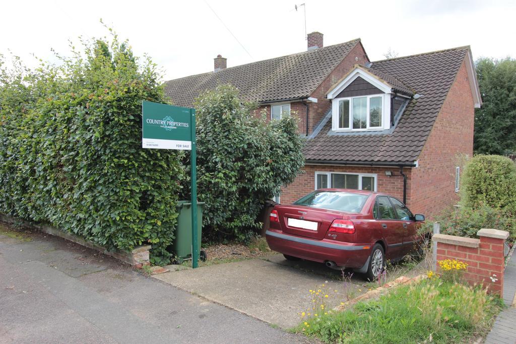 4 Bedrooms Semi Detached House for sale in Batford Road, Harpenden , Herts, AL5 5AT