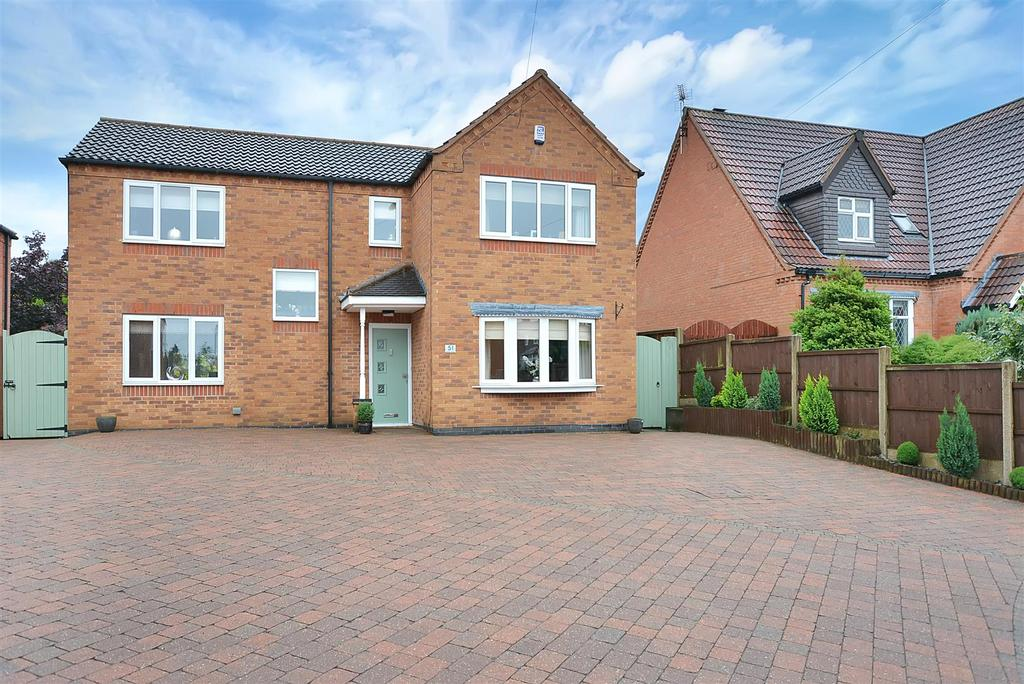 4 Bedrooms Detached House for sale in Derwent Avenue, Mansfield