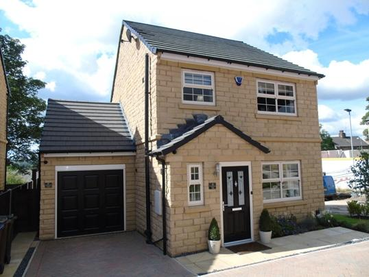 3 Bedrooms Detached House for sale in 2 Church View, Worsbrough Dale, Barnsley, S70 4FB