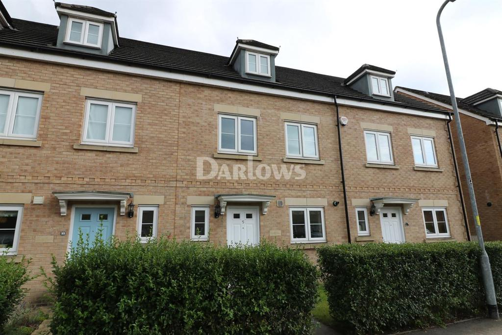 3 Bedrooms Terraced House for sale in Mostyn Square, Llanishen, Cardiff, CF14