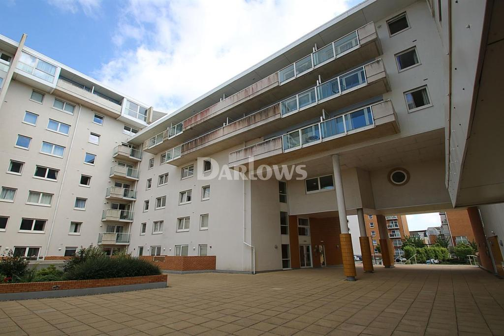 1 Bedroom Flat for sale in Hansen Court, Cardiff Bay