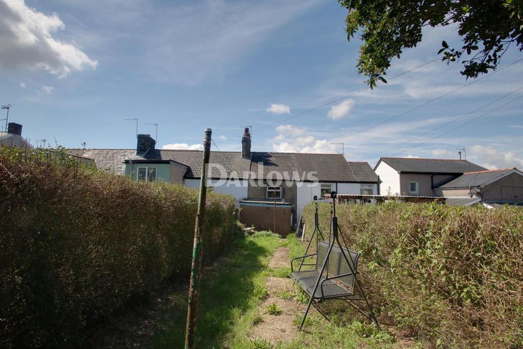 2 Bedrooms Terraced House for sale in Queen Street, Blaenavon, Pontypool