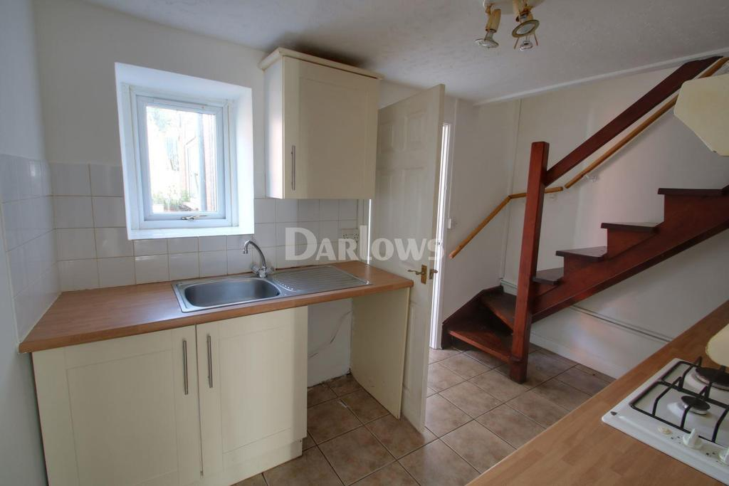 2 Bedrooms Terraced House for sale in Queen Street, Blaenavon, Pontypool