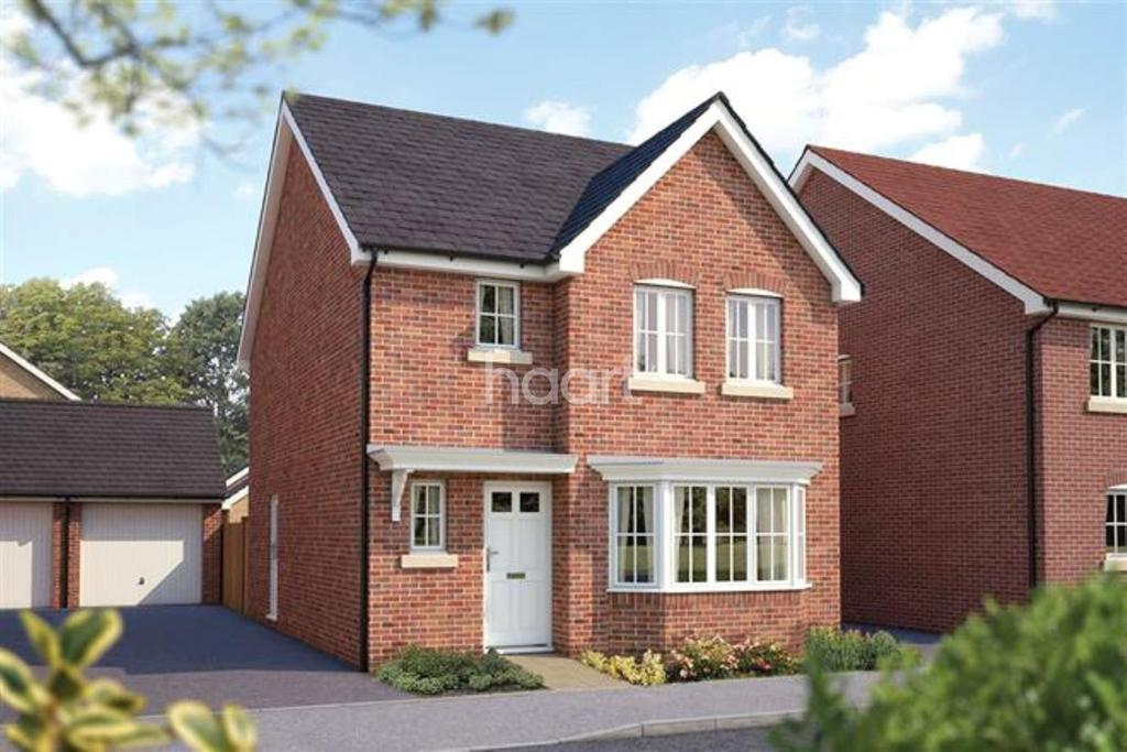 3 Bedrooms End Of Terrace House for sale in The Epsom, Hatchwood Mill