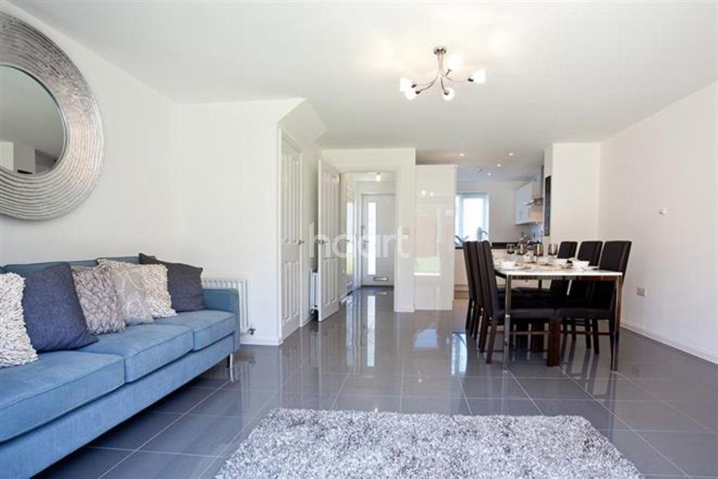 2 Bedrooms Terraced House for sale in The Southwold, Hatchwood Mill