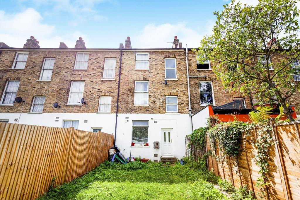 3 Bedrooms Terraced House for sale in Claribel Road, Camberwell