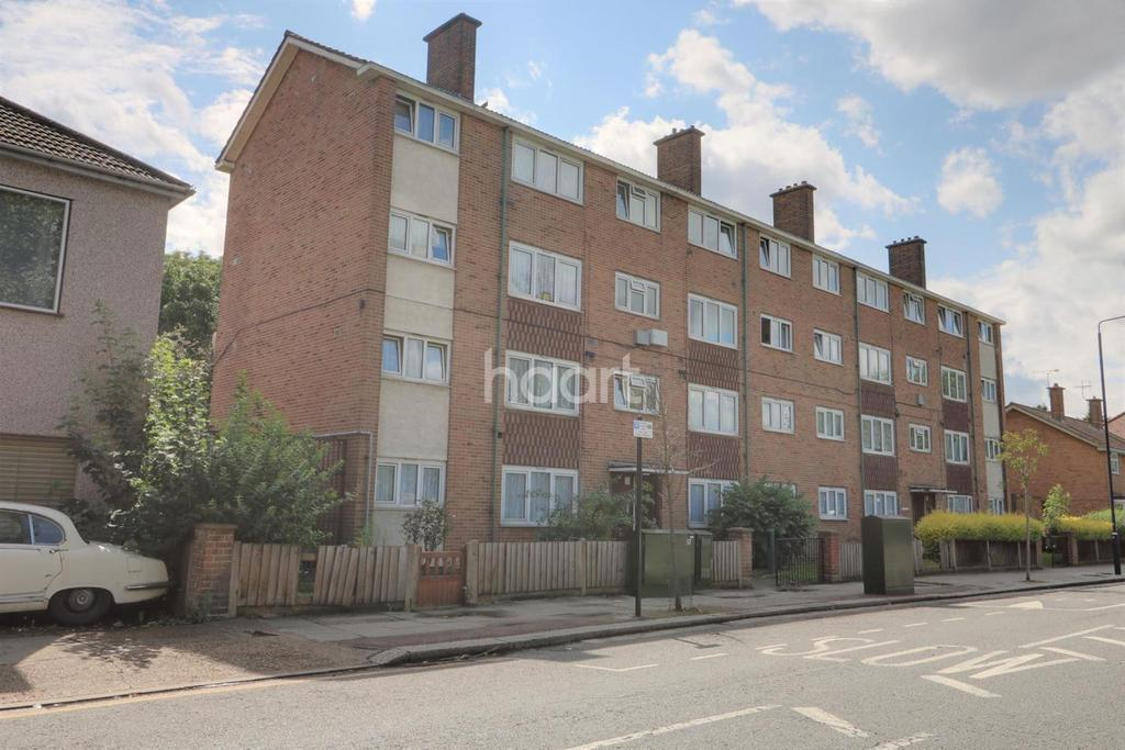 1 Bedroom Flat for sale in Lonsdale Avenue, East Ham